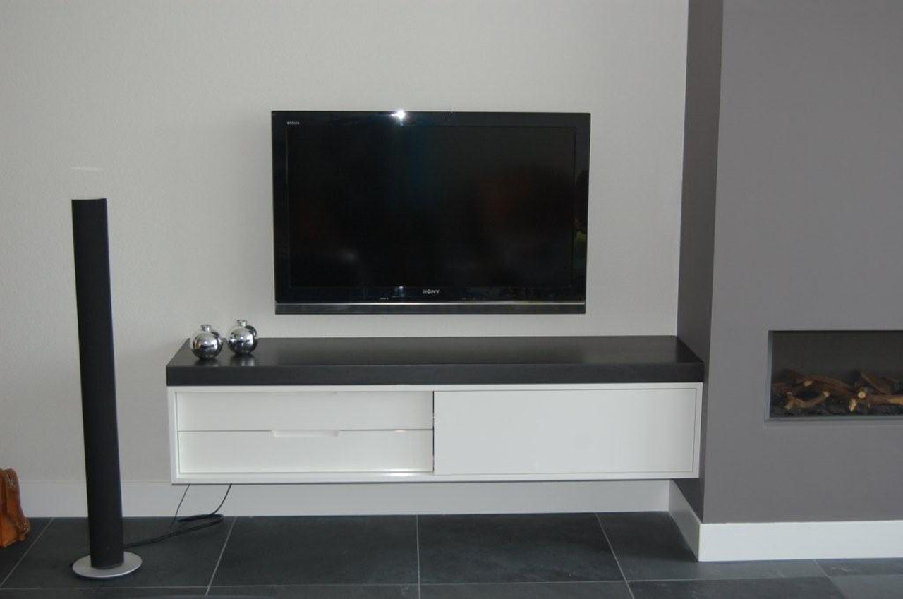 Tv Kast Lift. Great Tv Lift Design Tv Meubel Of Tv Kast Naar Eigen ...